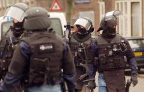 arrestatie-team